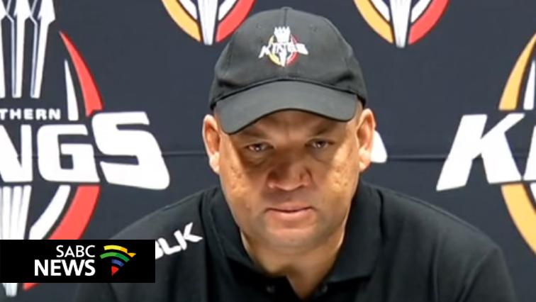 SABC News Deon Davids - New twist in Southern Kings coach saga