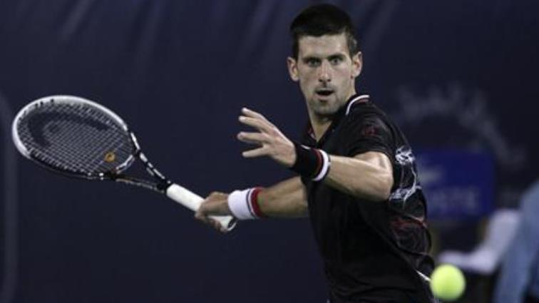 SABC News Djokovic Reuters - Djokovic unfazed by foot blisters ahead of US Open