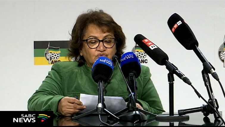 SABC News Durte P - ANC disputes any acts of illegality during 2017 leadership campaign