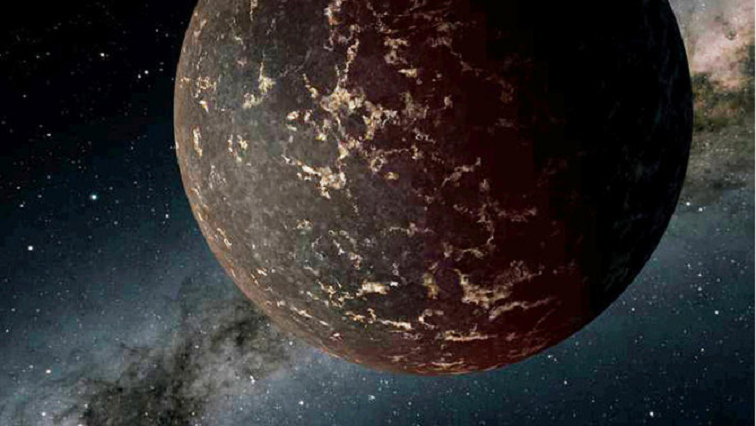 SABC News Exoplanet R - Space telescope offers rare glimpse of Earth-sized rocky exoplanet