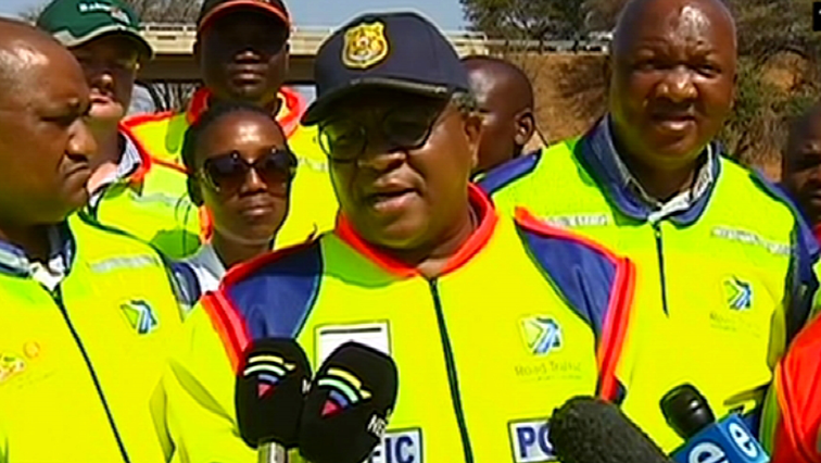 SABC News Fikile Mbalula - Traffic officers will not tolerate reckless motorists: Mbalula