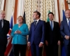 Squabbles erupt as G7 leaders open summit in French resort