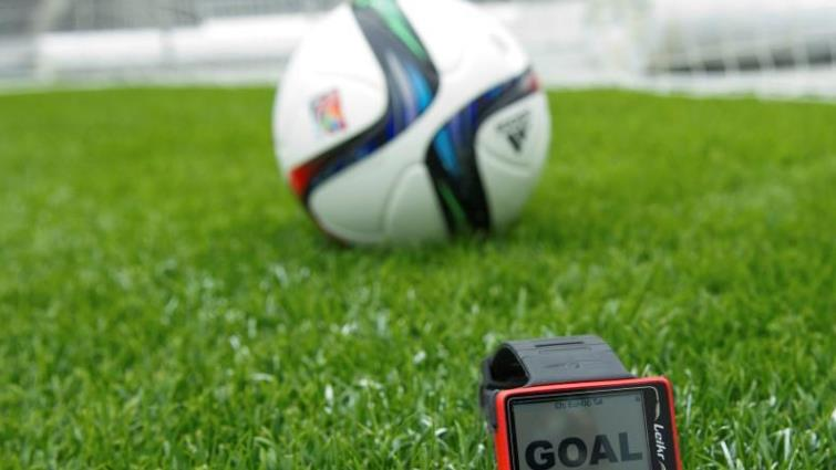 SABC News Goal line Reuters - Mosimane calls for goal-line technology to be introduced in PSL