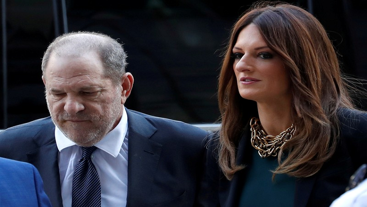 SABC News Harvey Wenstein Donna Rotunno R - Harvey Weinstein pleads not guilty, rape trial delayed to January