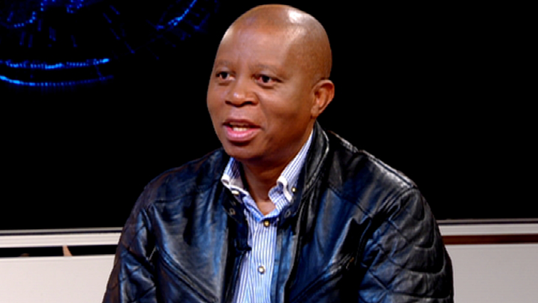 The Mayor of Johannesburg Herman Mashaba