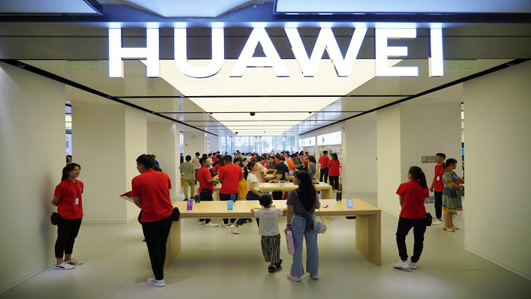 SABC News Huawei R 3 - Huawei says US curbs to cut smartphone unit's revenue by over $10 bln