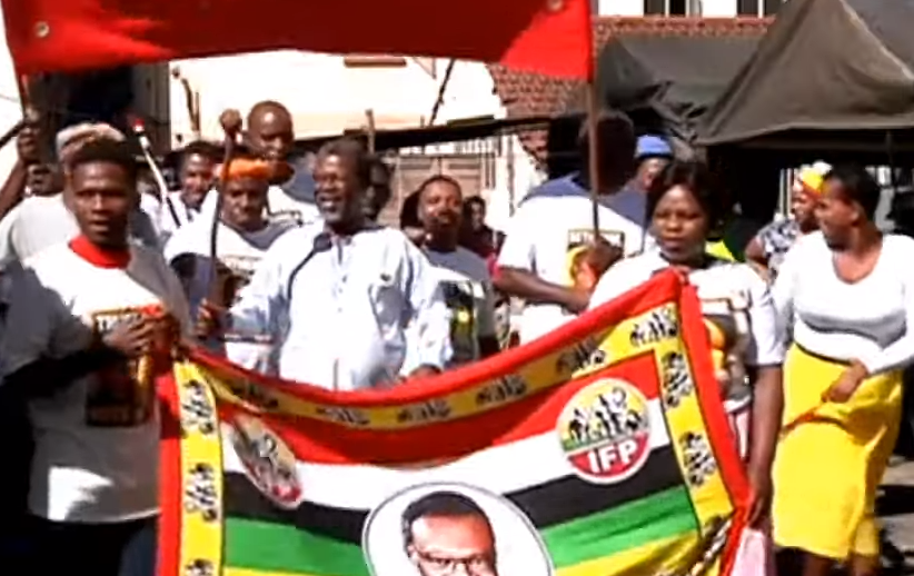 IFP supporters