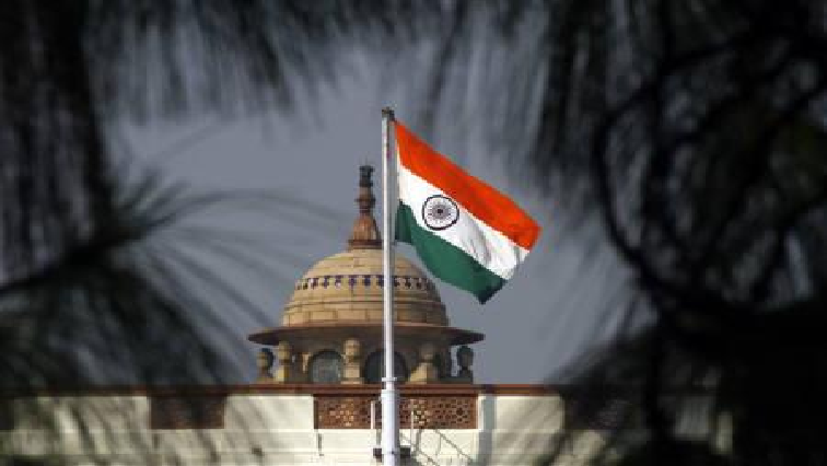 SABC News Indian flag REUTERS - Indian economy set for weakest quarter of growth in five years: Reuters poll