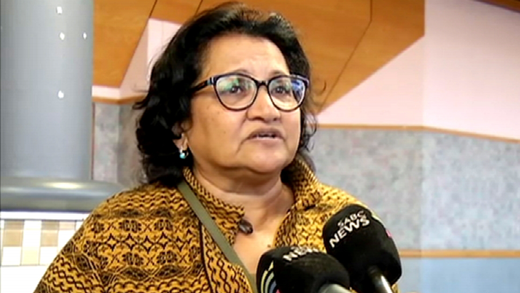 SABC News Jessie Duarte - Duarte warns ANC leadership of crisis facing the party