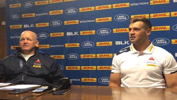 SABC News John Dobson SABCIH - Leyds,  Louw  and Ntubeni back for WP Willemse to start in crunch game