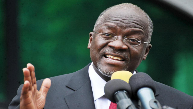 SABC News John Magufuli R - Kiswahili to become one of the official languages in SADC bloc