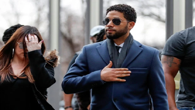 SABC News Jussie Smollett R - Chicago judge may tap special prosecutor to review actor Jussie Smollett's case