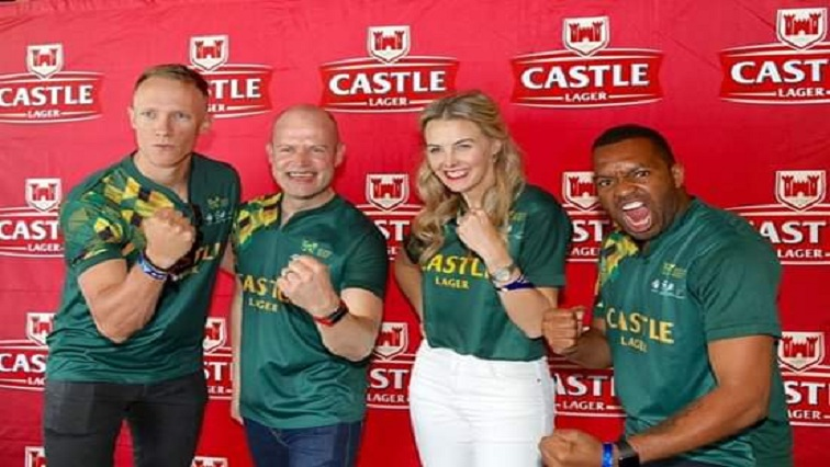 SABC News Khune SABCIH - Khune backs Boks to win the Rugby World Cup