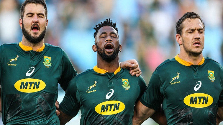SABC News Kolisi Twitter - Kolisi ready to lead Springboks at Rugby World Cup: Erasmus