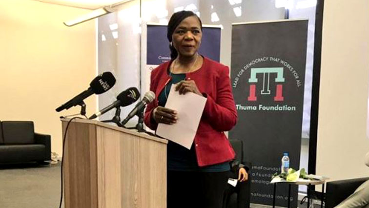 SABC News Madonsela twitter - Madonsela advises young people to rise above their challenges