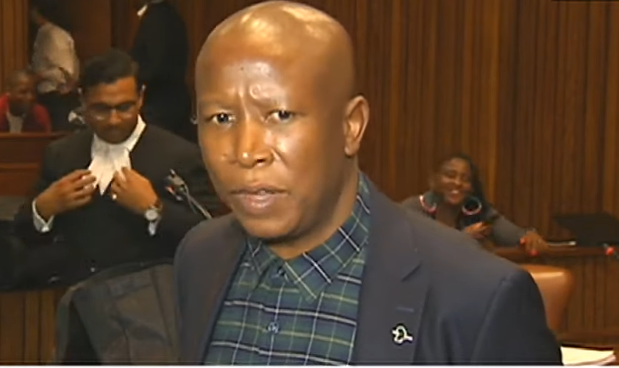 SABC News Malema P - Sanef's application just a ploy: Malema