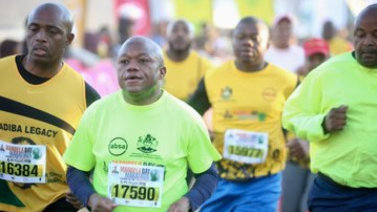 Runners cross finish line in Mandela Marathon - SABC News - Breaking news, special reports, world, business, sport coverage of all South African current events. Africa's news leader.
