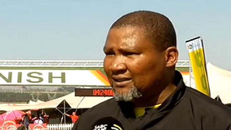 SABC News Mandela - Chief Mandela honours grandfather with marathon