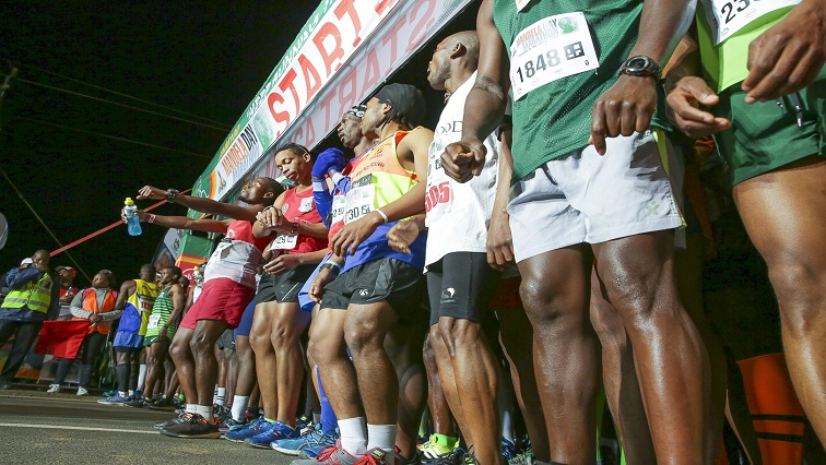 SABC News Marathin MidlandsMeander - Runner dies during Mandela Day Marathon