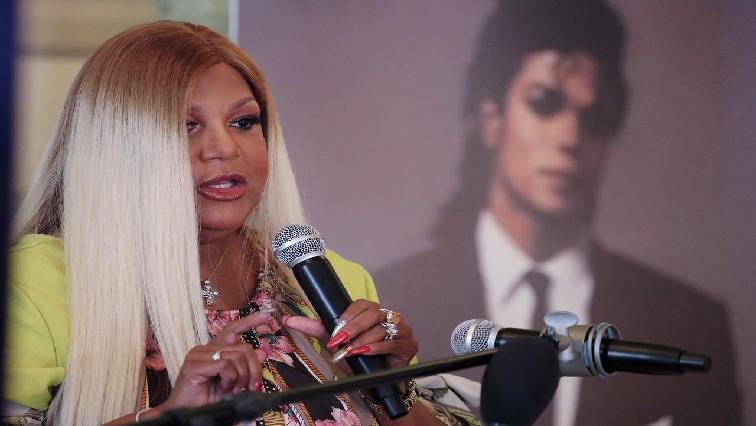 SABC News Michael Jackson publicist R - Michael Jackson's ex-publicist touts foundation to 'protect' legacy