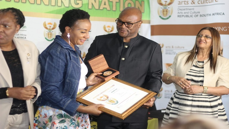 SABC News Mthethwa Twitter - Netball SA team rewarded