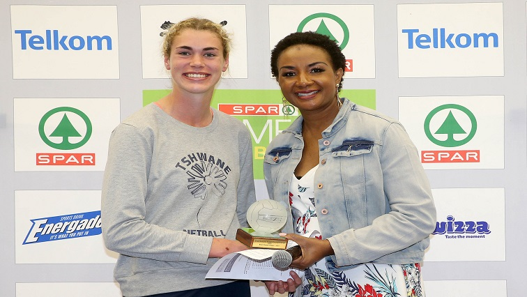 SABC News Netball Twitter - Molokwane happy with the success of the Spar National Championship