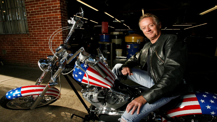 SABC News Peter Fonda R - 'Easy Rider' actor Peter Fonda dead at age 79