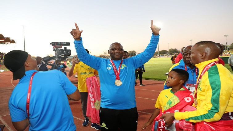 SABC News Pitso Twitter 1 - Mosimane on returning to Bafana, local and foreign coaches