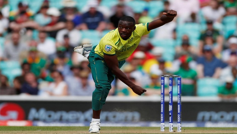 SABC News Rabada R - Rabada expects Nkwe to step up to Proteas coaching task