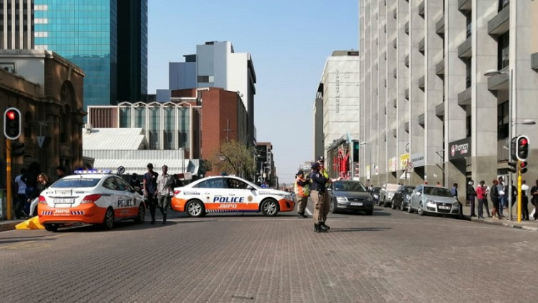SABC News Raid 2 Okuhle - NFP commends police for Joburg raid