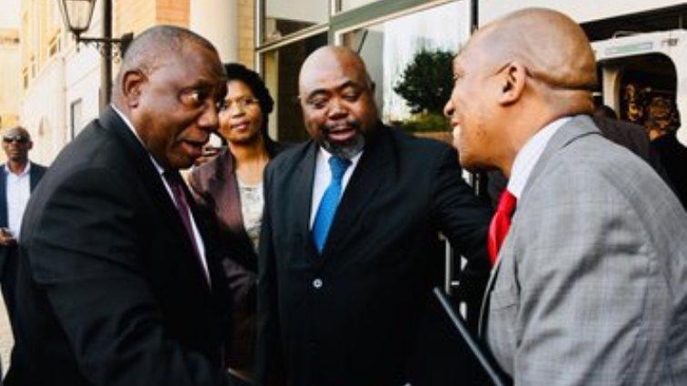 SABC News Ramaphosa Nxesi @PresidencyZA - Ramaphosa, Nedlac to meet on a monthly basis over report