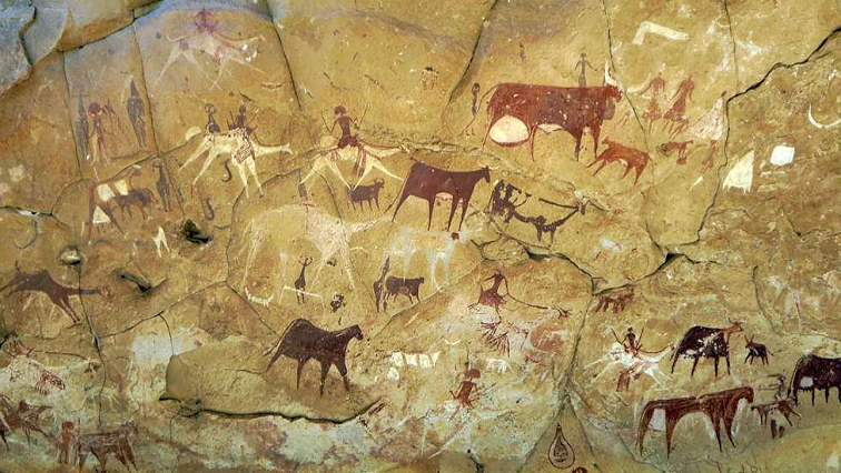SABC News Rock Site SABC P - New rock art site discovered in Northern Cape
