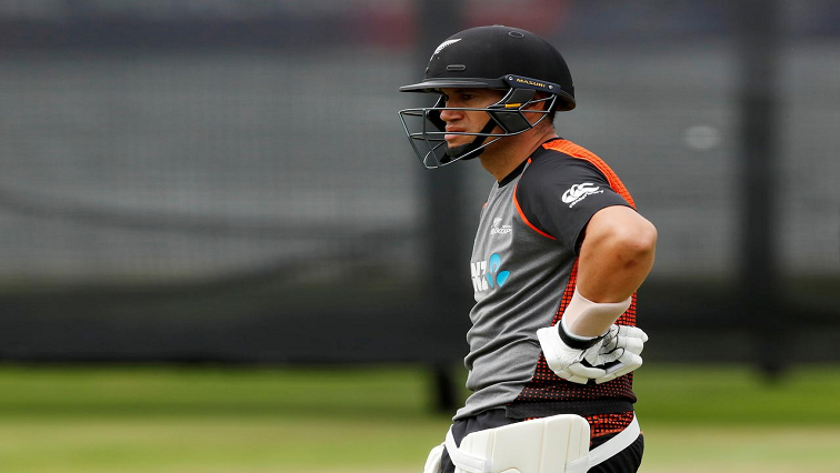 SABC News Ross Taylor R - Deja vu for NZ as they face Sri Lanka in second test