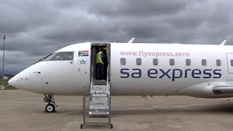 SABC News SA EXPRESS 1 - Guy Leitch raises questions on SA Express sustainability