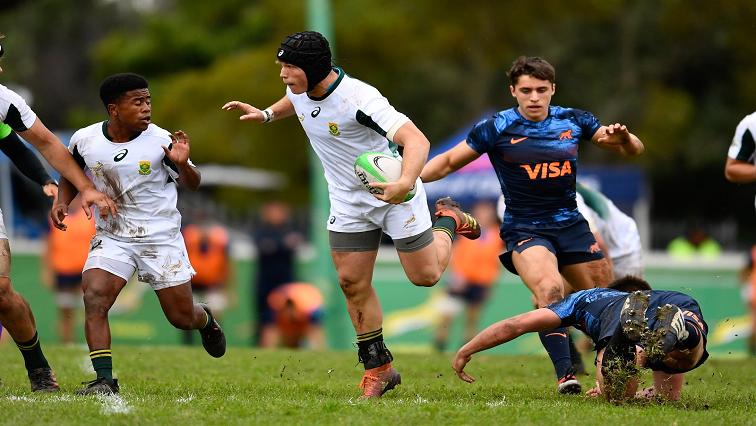 SABC News SA Rugby Schools Twitter @YouthWeeks - SA Schools rugby team crush Argentina