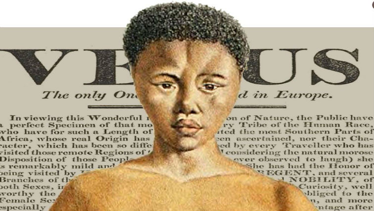 SABC News Sarah Bartman@MySPU - SA women continue to be objectified like Sarah Baartman: Author