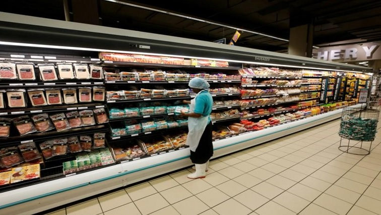 SABC News Shoprite Checkers R - Retail sales record 'moderate recovery'