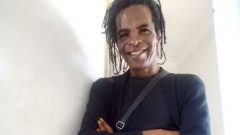 Renowned Comedian Soli Philander at home.