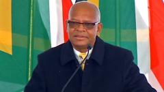 Stanley Mathabatha