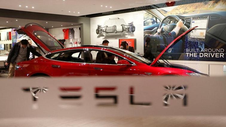 SABC News Tesla Reuters - Tesla market value crosses $800 billion for the first time