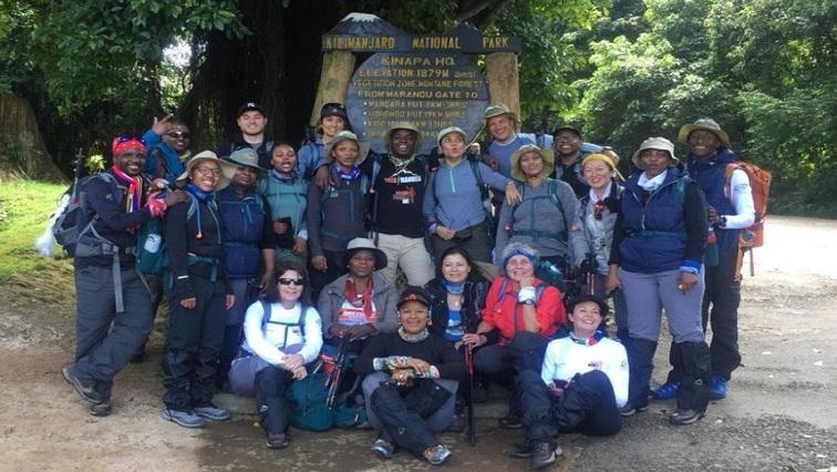 SABC News Trek for Mandela.jpg Twitter@NelesonMandela Foundation - Nelson Mandela Foundation to welcome back Trek4Mandela Expedition team