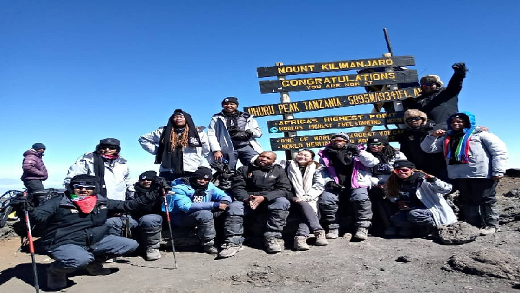Madonsela on Trek4Mandela expedition - SABC News - Breaking news, special reports, world, business, sport coverage of all South African current events. Africa's news leader.