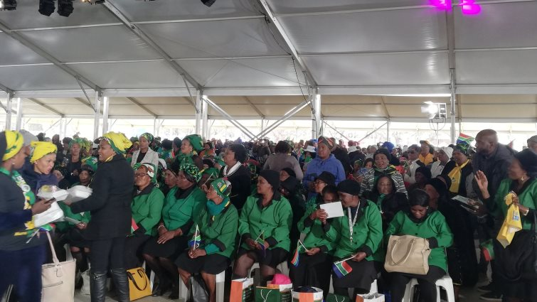 SABC News Women Day Paballo Lephaka - North West police commit to protecting women
