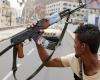 Saudi-led coalition warplanes fire flares over Yemen's Aden: residents