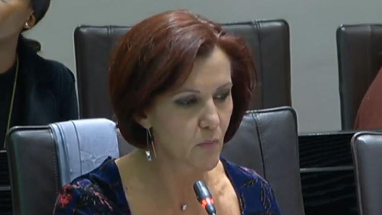 SABC News Yolande van Biljon - SABC technically insolvent: CFO
