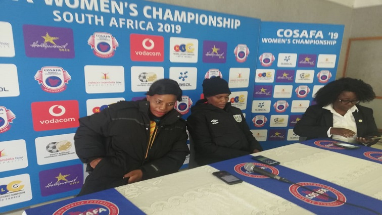 SABC News Zambia Twitter - Zambia qualify for their first Cosafa Women's Cup final