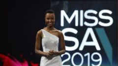 Zozibini Tunzi was crowned as Miss South Africa 2019 at a prestigious ceremony at the Sun Area in Pretoria, on Friday.