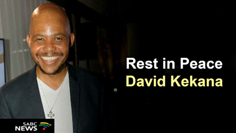 SABC News david kekana - SABC sports analyst David Kekana dies