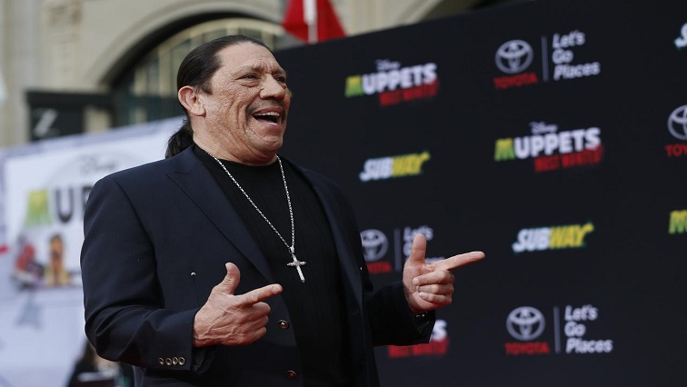 SABC News Danny Trejo Reuters - Actor Danny Trejo of 'Machete' fame pulls young boy from overturned car