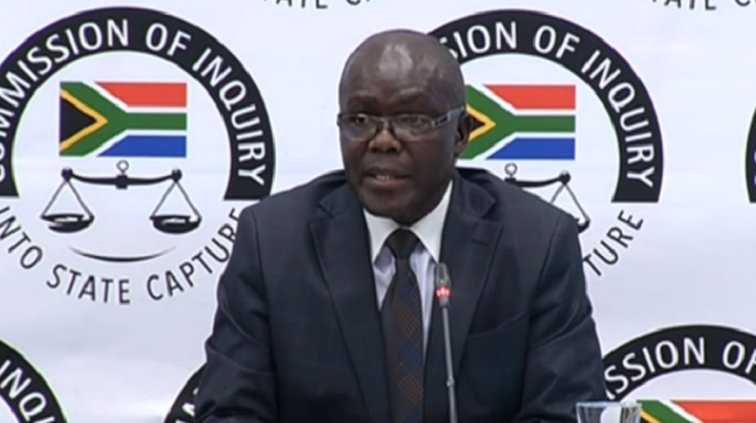 SABC News Peter Thabethe - Former Presidency staff to take the stand at Zondo Commission on Monday